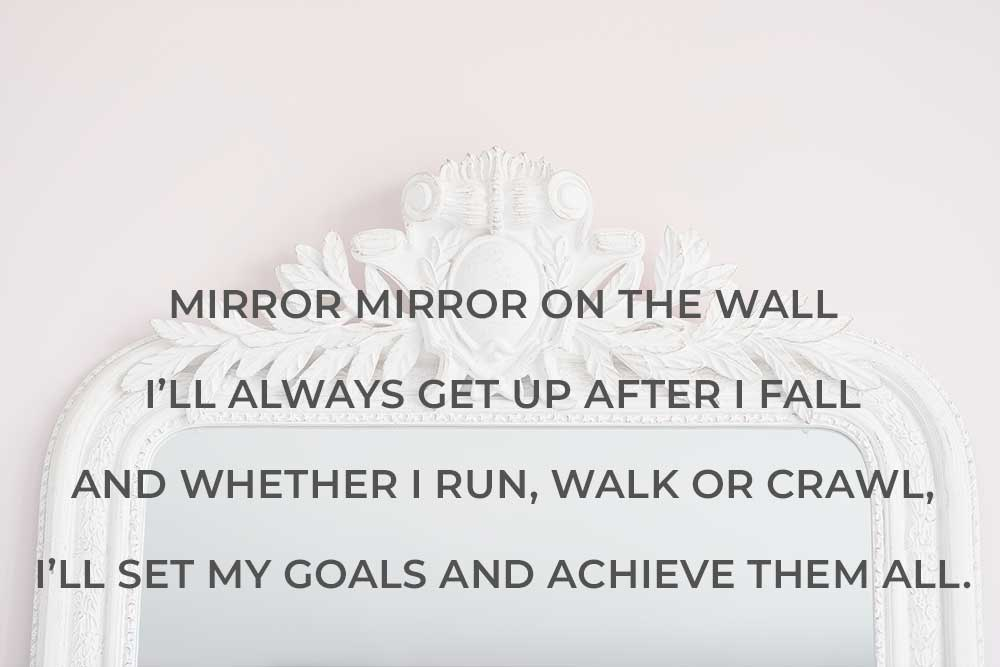 Mirror mirror on the wall, Soulworks Therapies