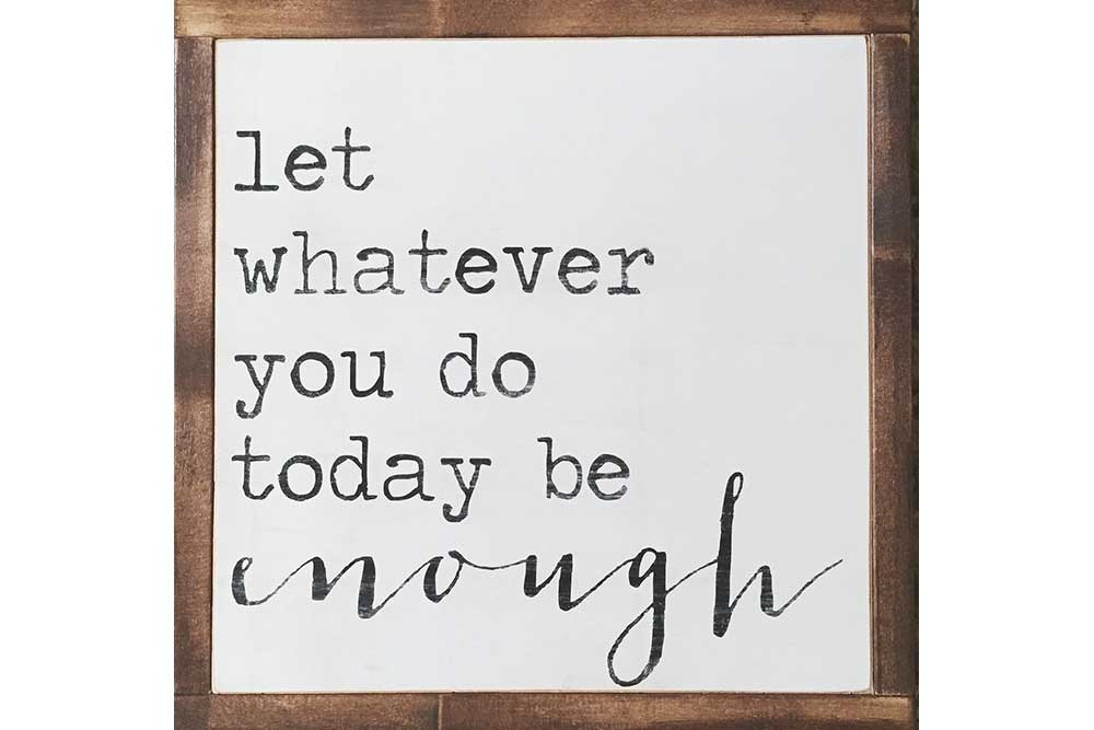 You are enough, Soulworks Therapies